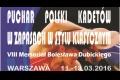VIII Memoriał Bolesława Dubickiego - Puchar Polski Kadetów
