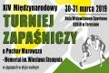 XIV Międzynarodowy Turniej Zapaśniczy o Puchar Mazowsza