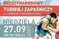 Międzynarodowy Turniej Zapaśniczy im. Tadeusza i Zygmunta Strus…