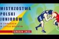 Mistrzostwa Polski Juniorów - Teresin 2021